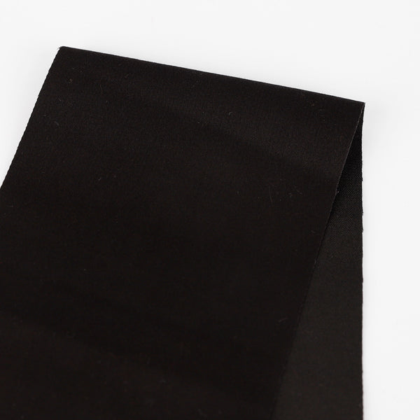 Related product : Japanese Stretch Peached Cotton / Modal - Black