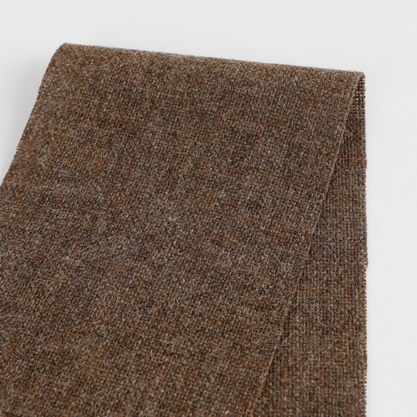 Japanese Woollen Coating - Bark