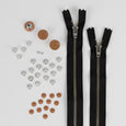 KATM Jeans Hardware Kit - Black / Copper