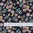Liberty Saville Poplin - Buds & Berries / C