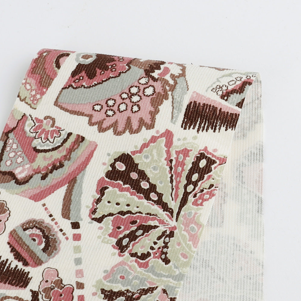 Liberty Of London Kingly Corduroy Angelica Maylah - A - Buy online at The Fabric Store