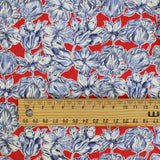 Liberty of London Seashell Twill - Matilda Tulip / Y - buy online at The Fabric Store