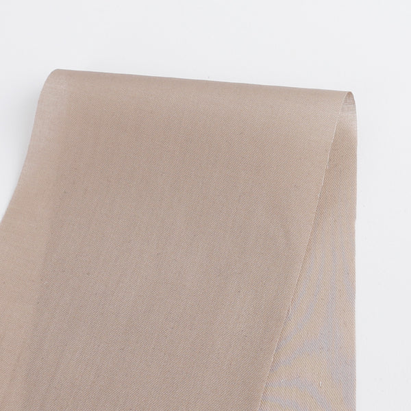 Lightweight Cotton Twill - Putty