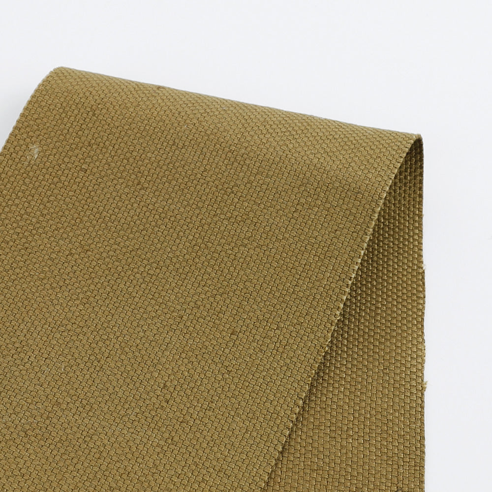 Linen / Cotton Canvas - Army