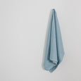 Linen / Viscose Twill - Powder Blue