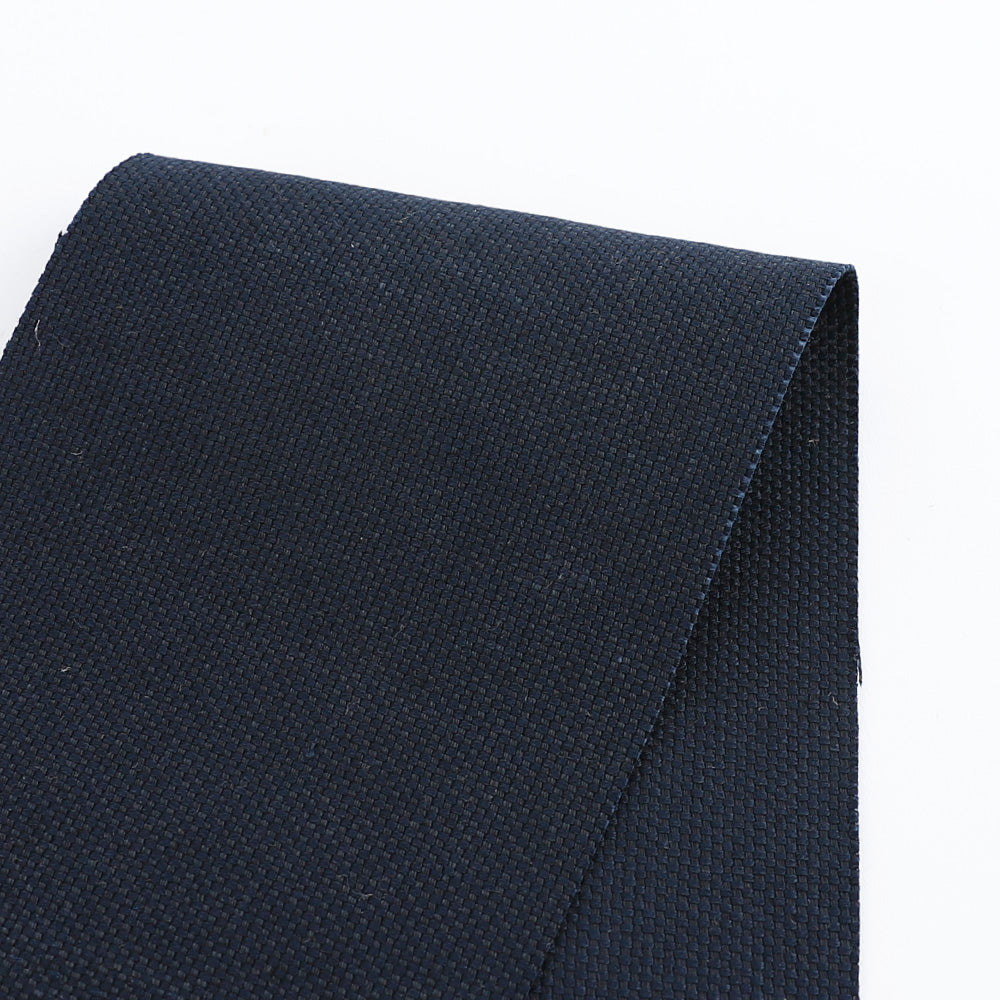 Linen / Cotton Canvas - Navy