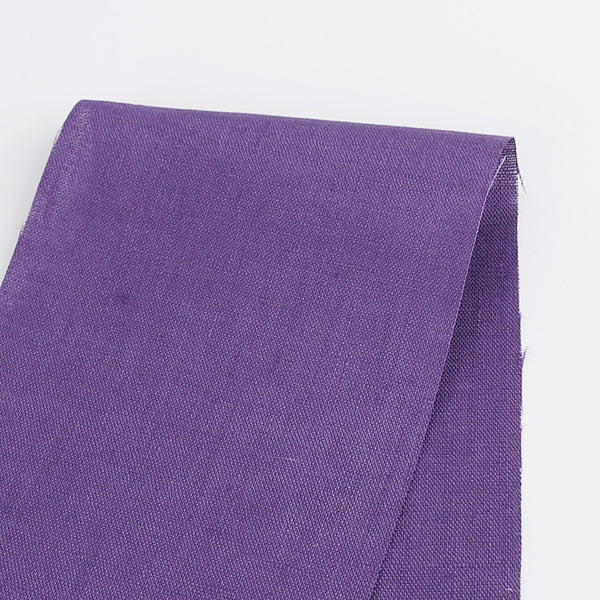 Linen - Purple - buy online at The Fabric Store