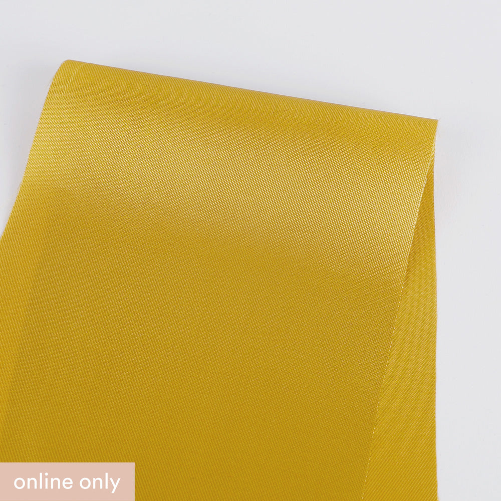 Viscose Twill Lining - Old Gold