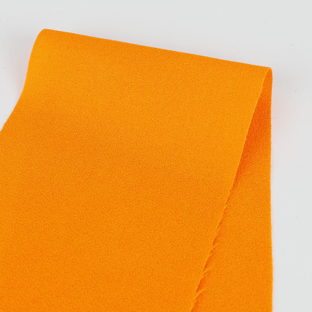 Midweight Viscose Crepe - Californian Poppy