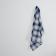 Linen Plaid - Blue