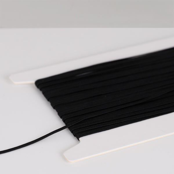 Related product : Braided Elastic 3mm - Black