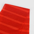 Nylon / Merino Multi Stripe - Red Mix