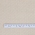 Cotton Blend Open Weave - Vanilla - buy online at The Fabric Store