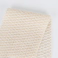 Cotton Blend Open Weave - Vanilla