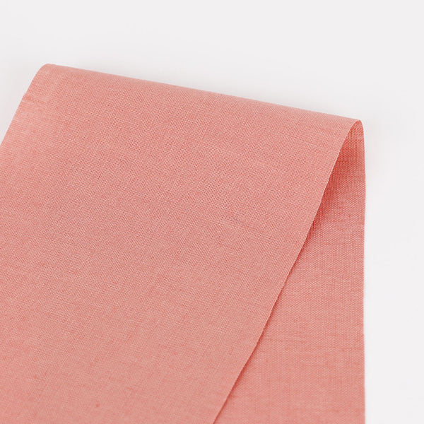 Vintage Finish Linen - Papaya