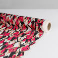 Pedestrian Silk Georgette - Hot Pink