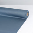Crepe Backed Satin - Pigeon Blue
