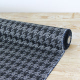 Pixelated Houndstooth Jacquard - buy online at The Fabric Store