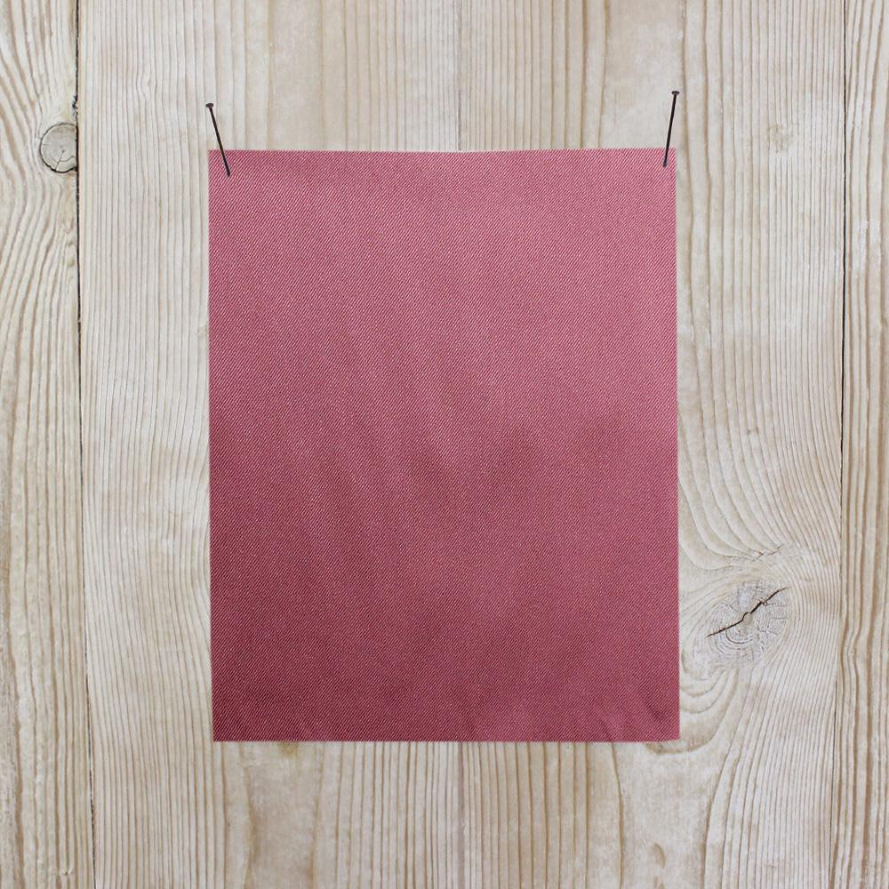 Satin Twill - Vintage Rose - buy online at The Fabric Store