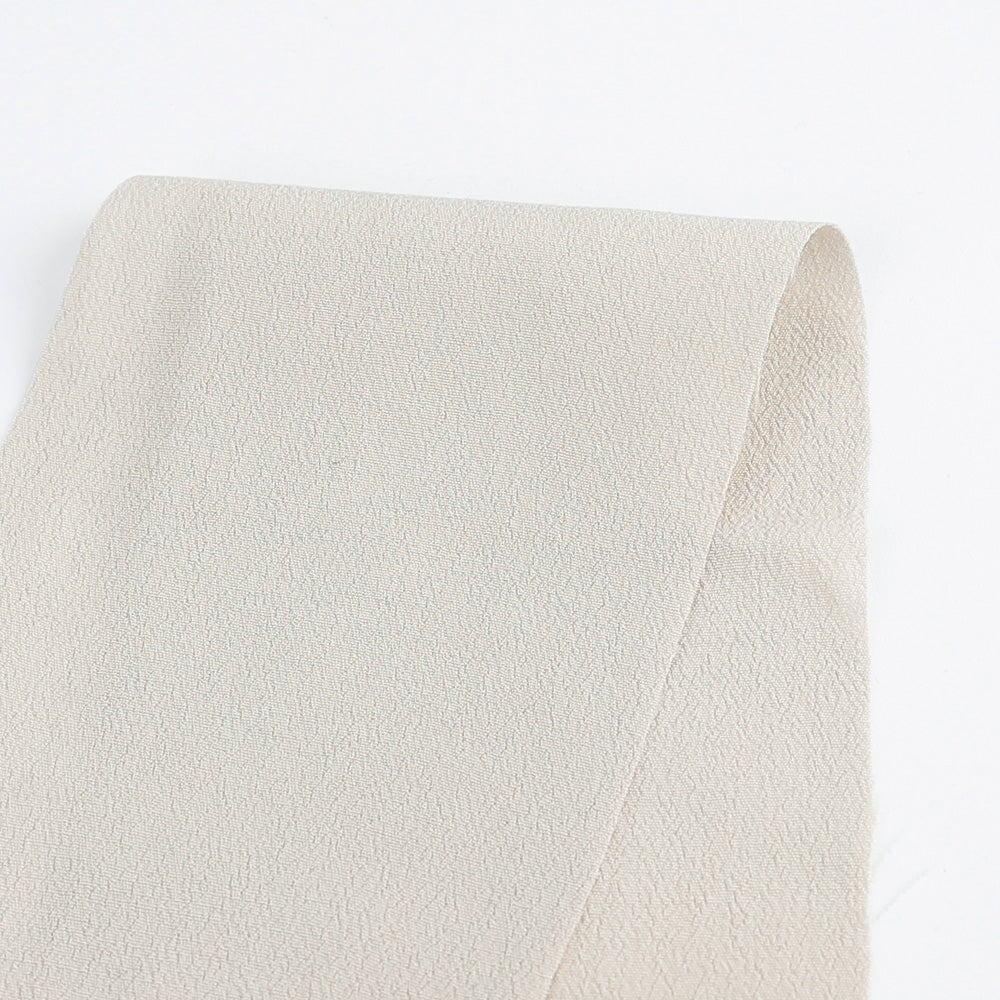 Rayon Crepe - Plaster - buy online at The Fabric Store