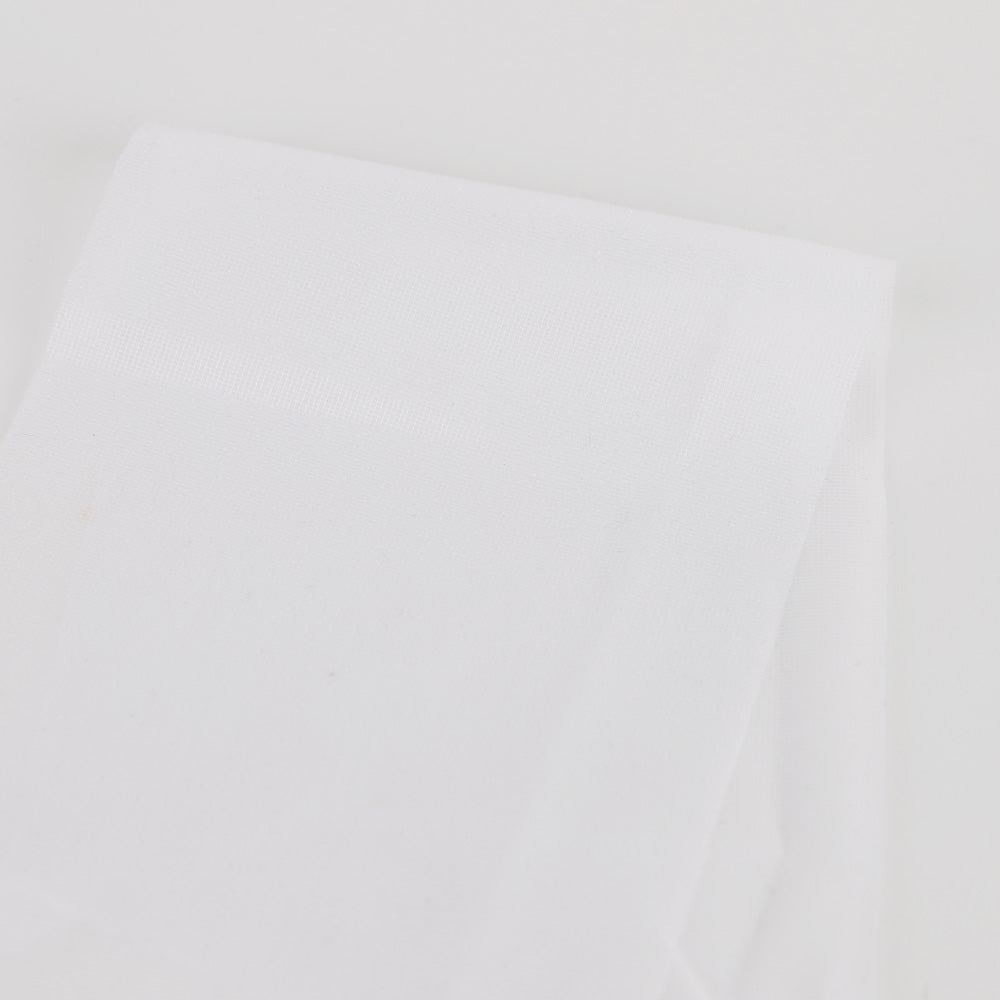 Fusible Interfacing - Stretch Weft / White