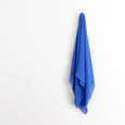 Silk Double Georgette - Royal Blue - buy online at The Fabric Store