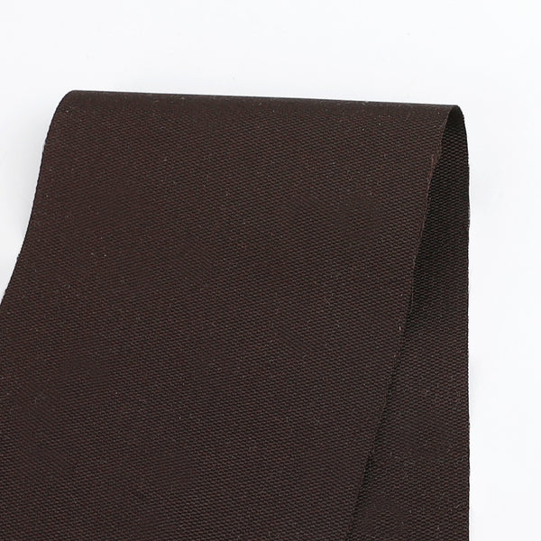 Silk Suiting - Chocolate