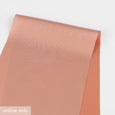 Stretch Satin - Deep Blush