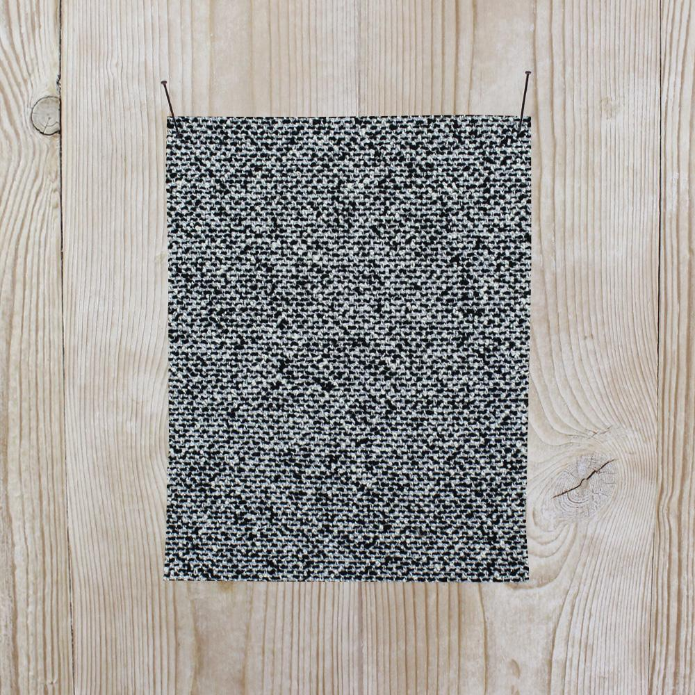 Stretch Tweed - Granite - buy online at The Fabric Store