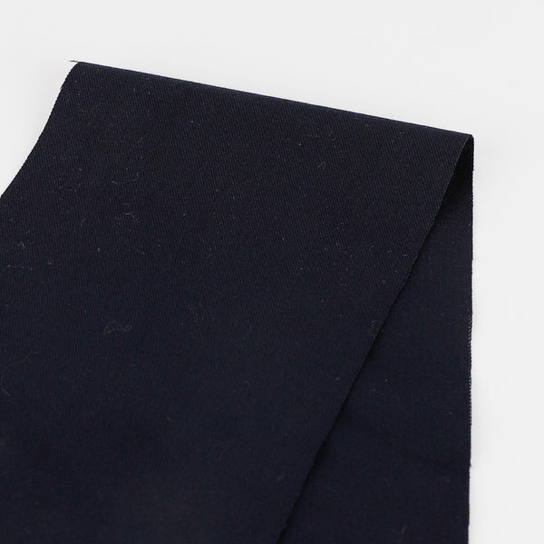 Related product : Stretch Twill Suiting - Navy