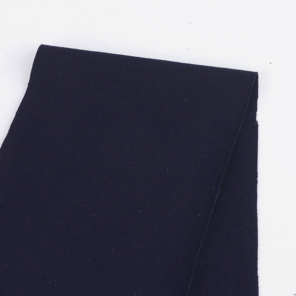 Stretch Viscose Jersey - French Navy