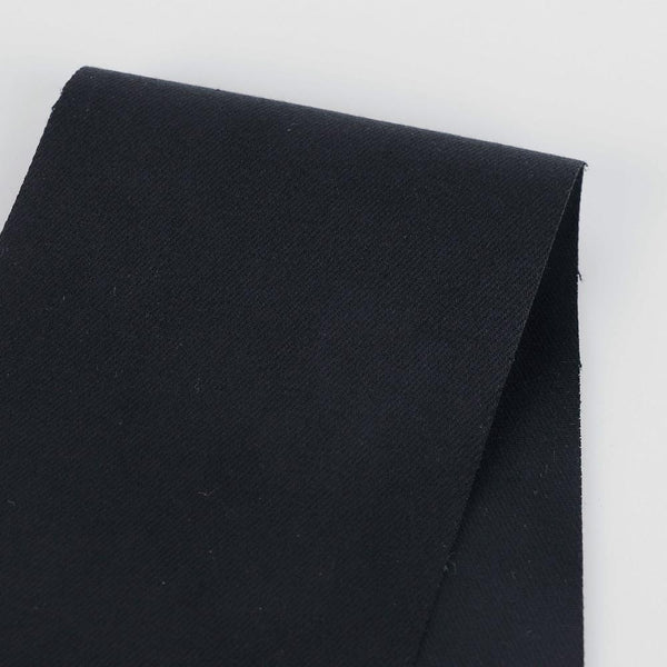 9oz Stretch Denim - Black - buy online at The Fabric Store