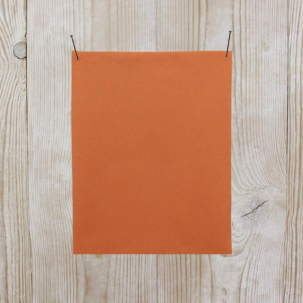 Swimwear Jersey - Desert Orange - buy online at The Fabric Store