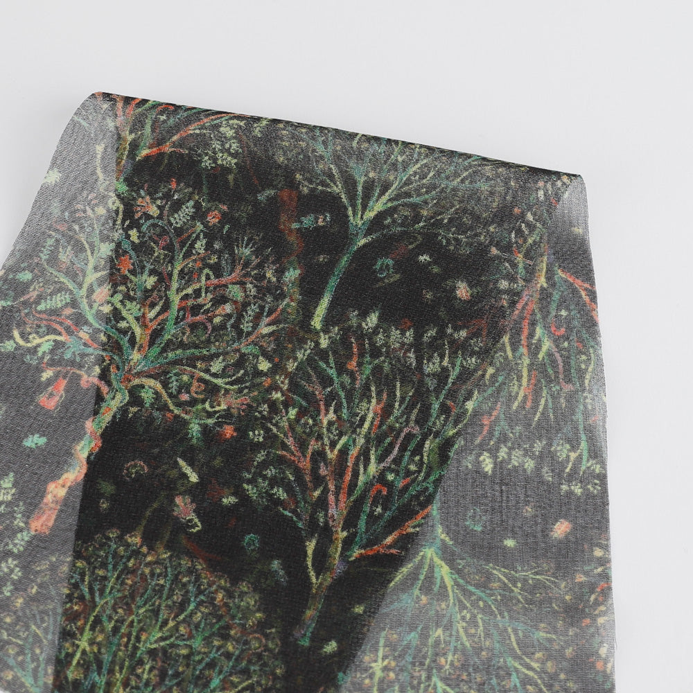 Liberty Of London Chelsea Georgette - The Artists Tree / C