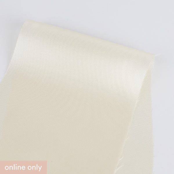 Viscose Twill Lining - Cream