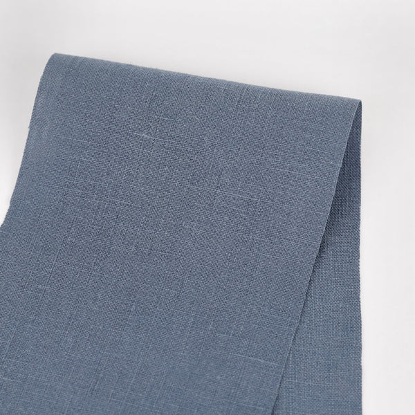 Vintage Finish Linen - Denim