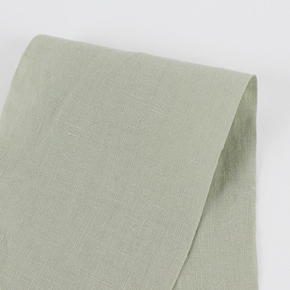 Vintage Finish Linen - Sea Salt - buy online at The Fabric Store