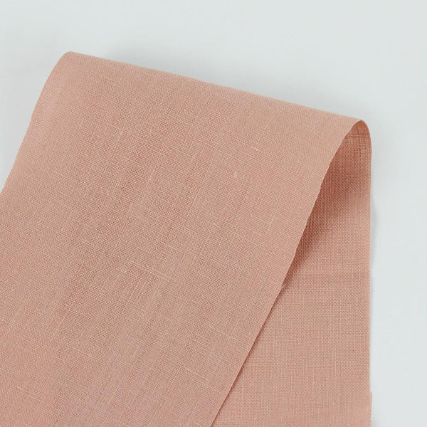 Vintage Finish Linen - Vintage Blush - buy online at The Fabric Store