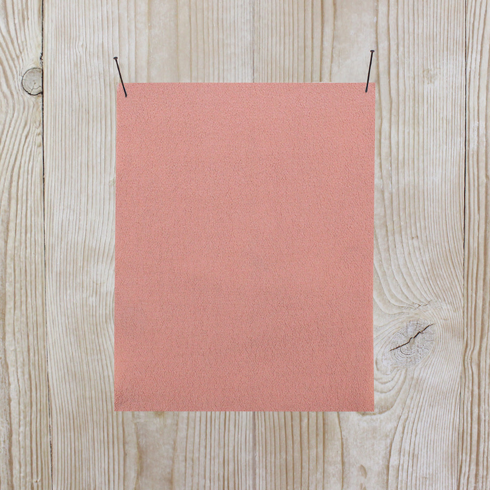 Viscose Crepe - Rose