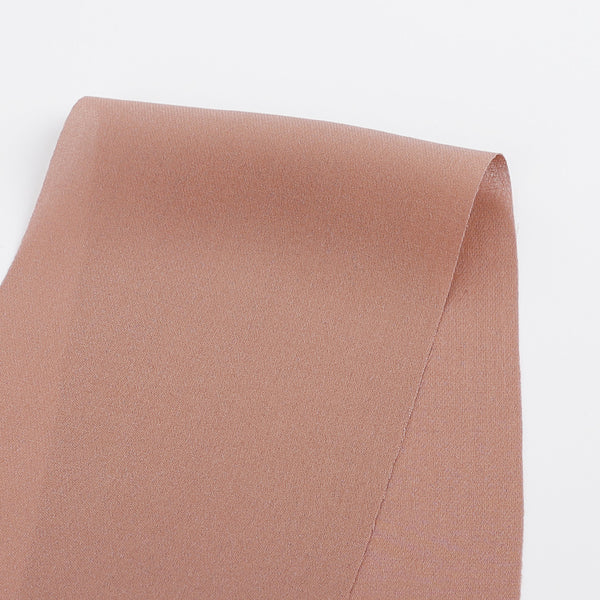 Silk Double Georgette - Rosewood