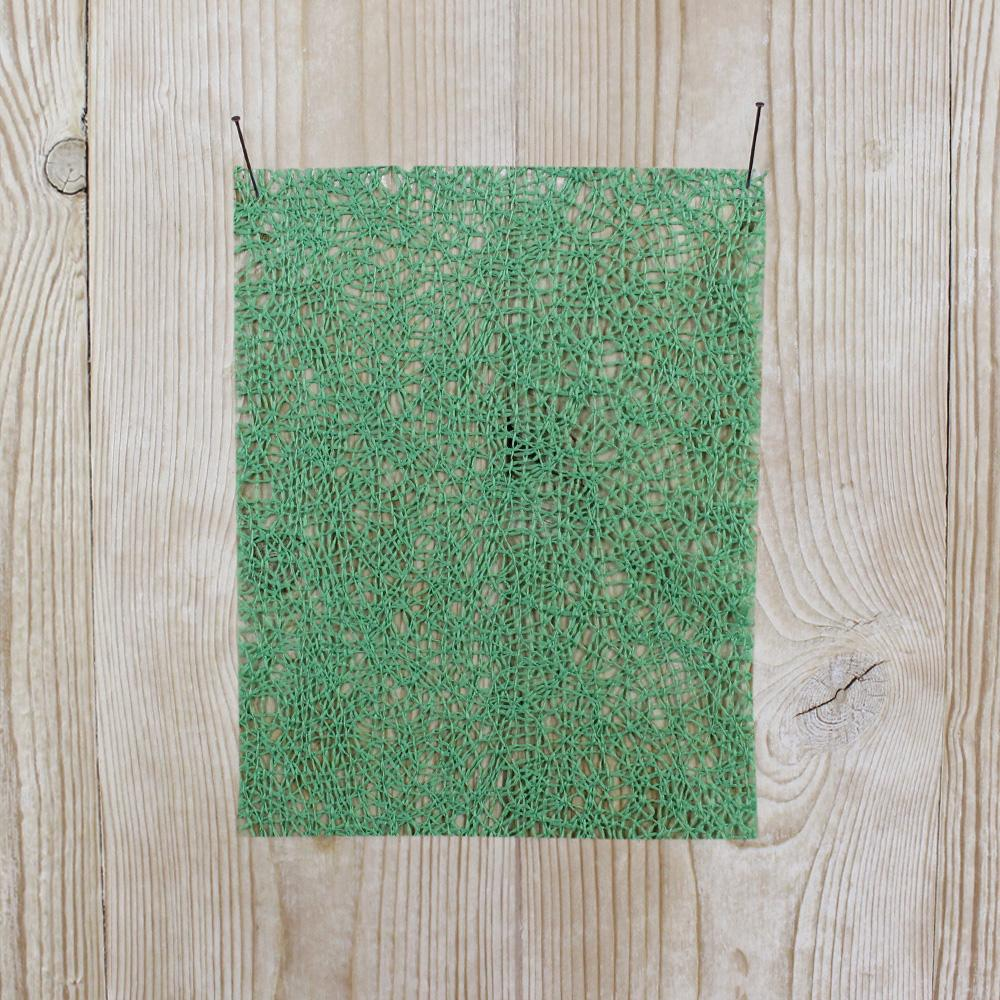 Web Mesh - Green - buy online at The Fabric Store