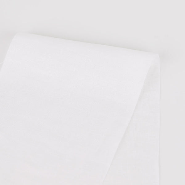 Vintage Finish Linen - White