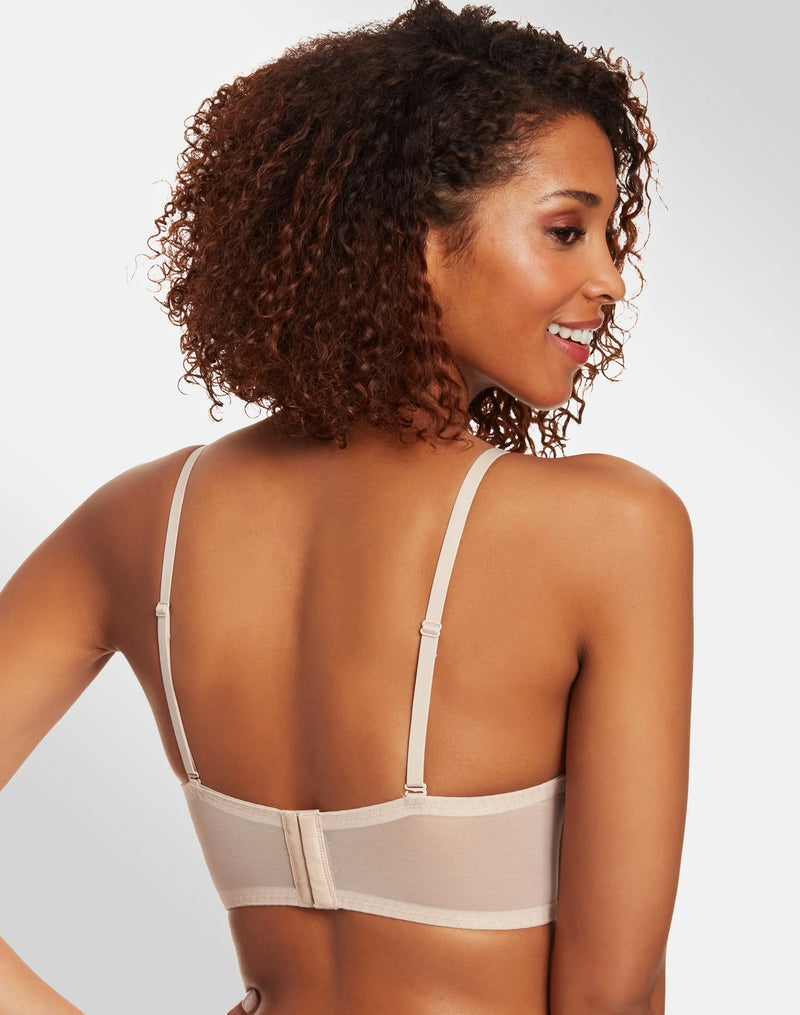 Maidenform Lightly Lined Convertible Bralette