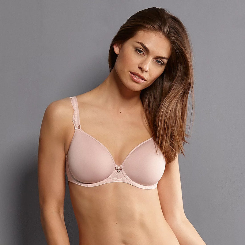 Rosa Faia Selma Underwire Bra Spacer Cup (Rosewood)