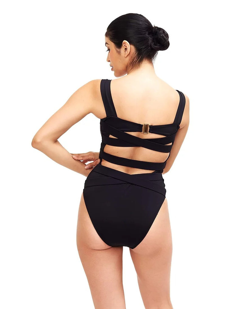 Sauipe Swim Donatella Black, Ivory