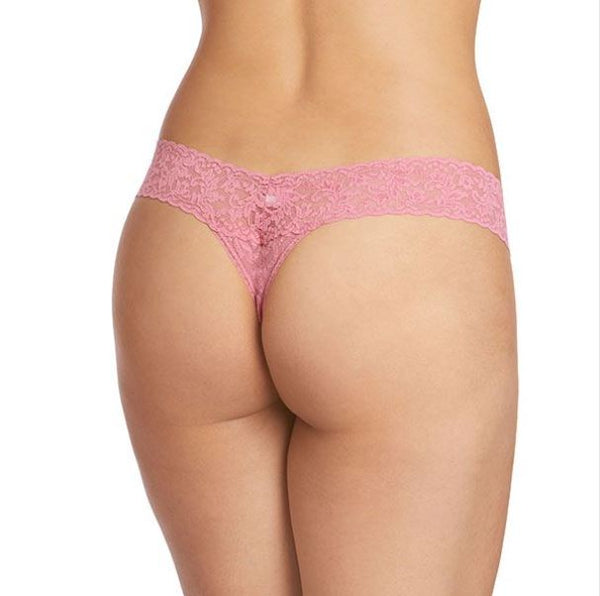 Hanky Panky I Do Crew Low Rise Thong