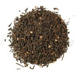 SCOTTISH CARAMEL PU-ERH, BlACK TEA