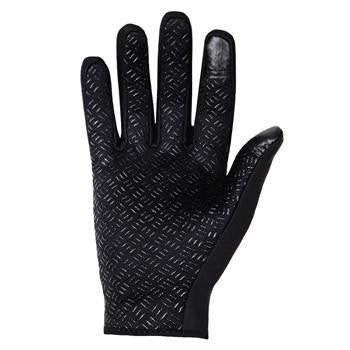 Outdoor Sports Gloves with touch screen index finger