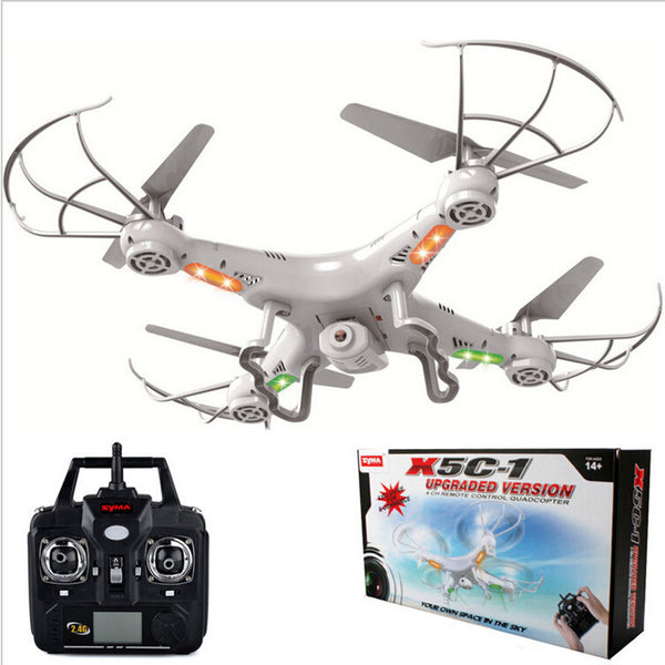 XYMA X5C-1 QuadcopterQuadcopter with HD Camera 360°, 6 Axis
