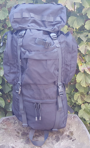 Extreme NPD Hiking Backpack with Built in Aluminum Frame & Rain Fly